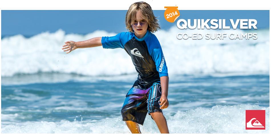 Quiksilver Surf Camps