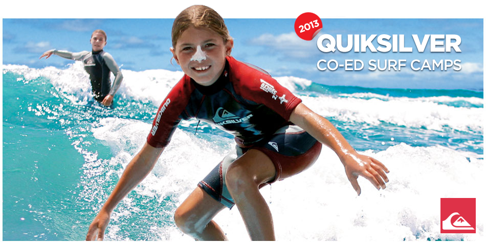 Quiksilver Surf Camps