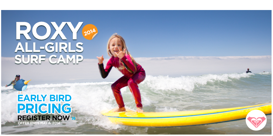 Roxy Surf Camps