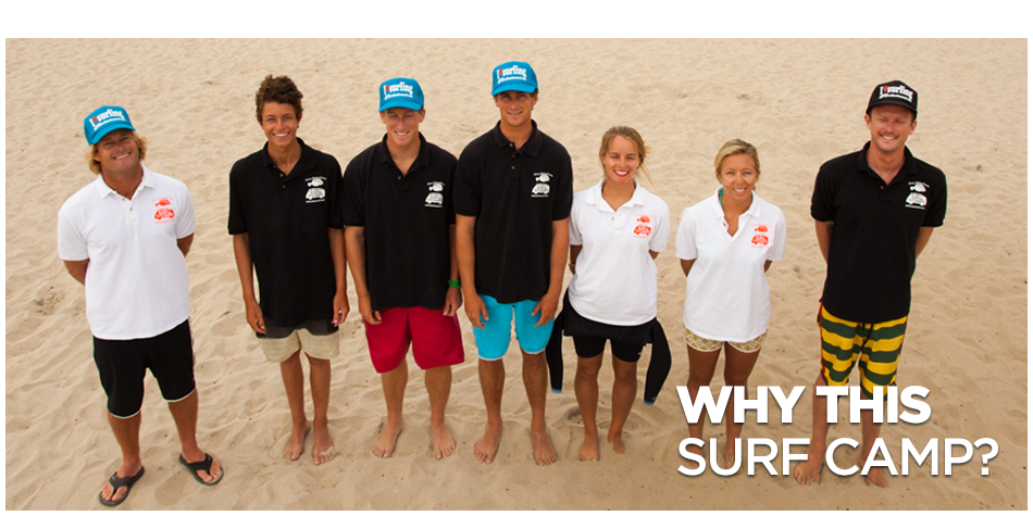 Why This Surf Camp?
